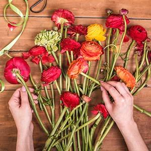 Workshop bloemschikken Basics | 15 november
