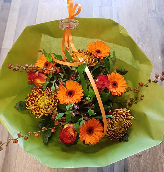 Herfst Oranje